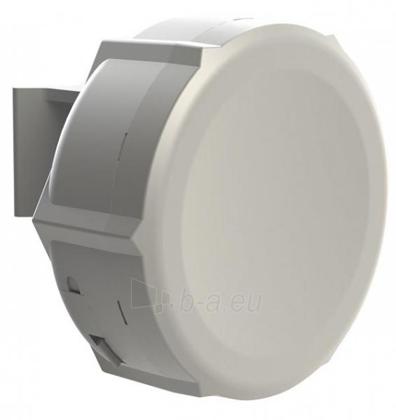 MikroTik SXT 5 ac L4, 5GHz 802.11a/c, 30dBm, Dual pol. 25deg 16dbi antenna Paveikslėlis 1 iš 1 250257100413