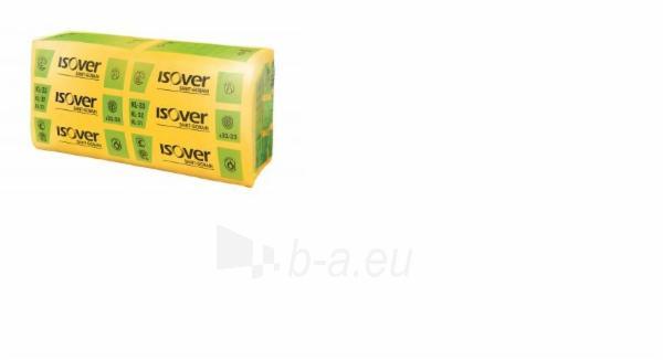 Mineral wool Isover KL37-125/MUL 125x565x1170 Paveikslėlis 1 iš 2 237240100086