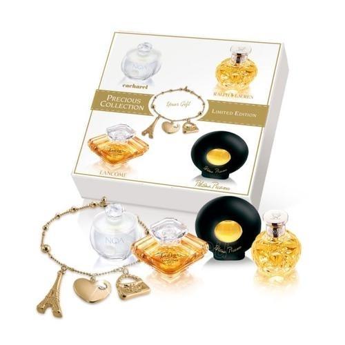 Mini smaržas komplekts miniatiūros kolekcija 3 Paveikslėlis 1 iš 1 250811001757