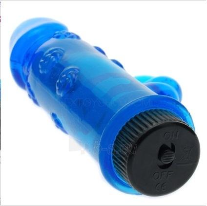 Mini-vibratorius Galingasis kiškutis (mėlynas) Paveikslėlis 4 iš 4 310820001039