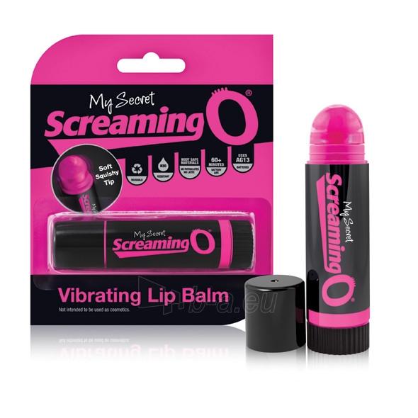 Mini vibratorius Lūpų balzamas Paveikslėlis 1 iš 7 310820001042