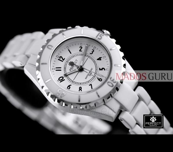 Minimalistinis Perfect laikrodis PF608B Paveikslėlis 3 iš 4 30069500891