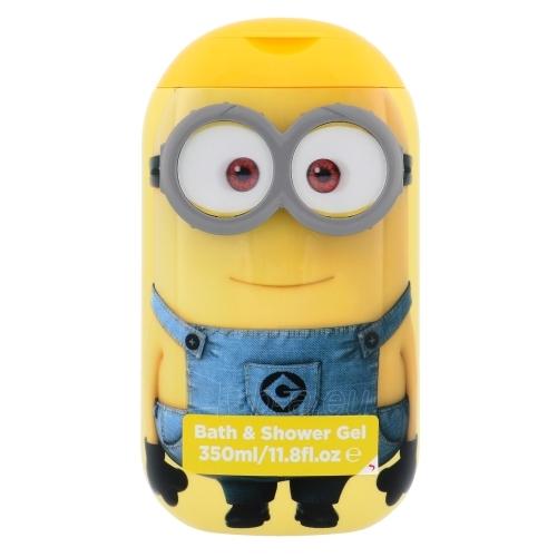 Minions Bath & Shower Gel Cosmetic 350ml Paveikslėlis 1 iš 1 310820003282