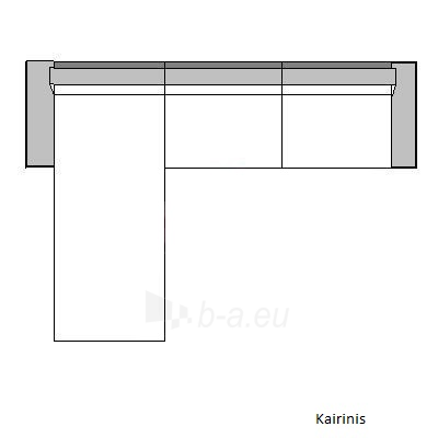Minkštas Kampas Prato Paveikslėlis 9 iš 10 300723000080