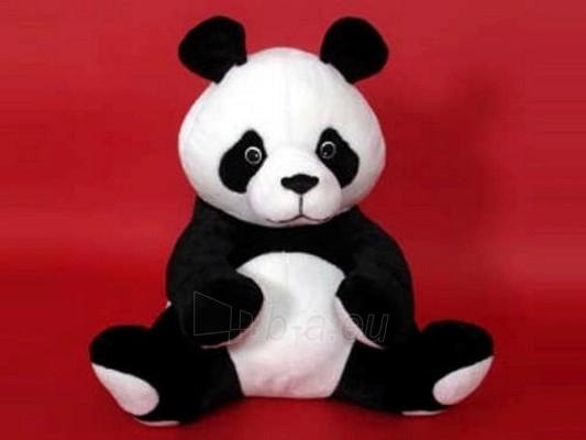Minkštas žaislas Panda didelė PD-151 80 x 95 x 68 cm Paveikslėlis 1 iš 1 250710400138