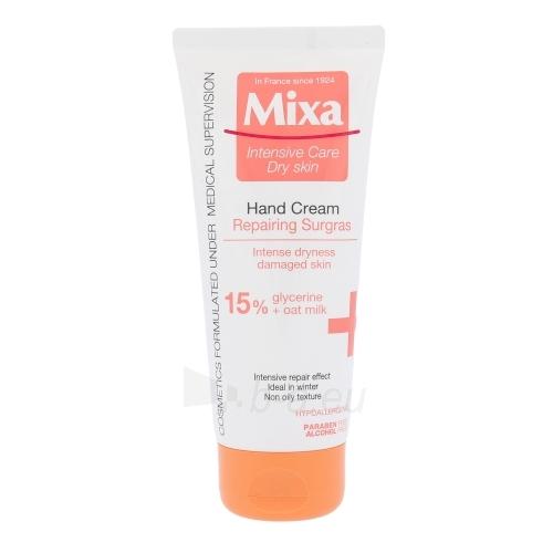 Mixa Hand Cream Repairing Surgras Cosmetic 100ml Paveikslėlis 1 iš 1 250850400152