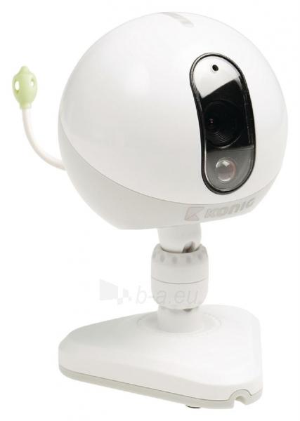 Mobili auklė Koenig IP baby monitor Paveikslėlis 2 iš 4 310820044794