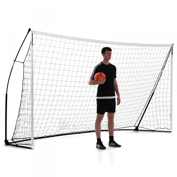 Mobilūs futbolo vartai QuickPlay Kickster Academy 366x183x100cm Paveikslėlis 6 iš 10 310820207457