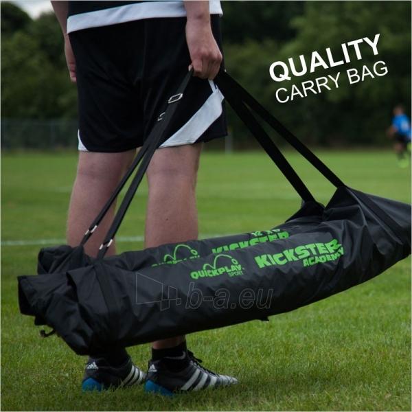 Mobilūs futbolo vartai QuickPlay Kickster Academy 366x183x100cm Paveikslėlis 5 iš 10 310820207457