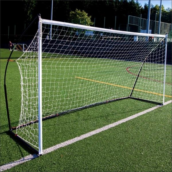 Mobilūs futbolo vartai QuickPlay Kickster Academy 366x183x100cm Paveikslėlis 10 iš 10 310820207457