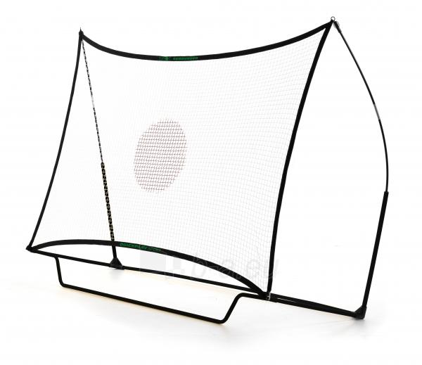 Mobilūs futbolo vartai su atmušimo sienelė QuickPlay Combo 240x150x100cm Paveikslėlis 10 iš 10 310820186203