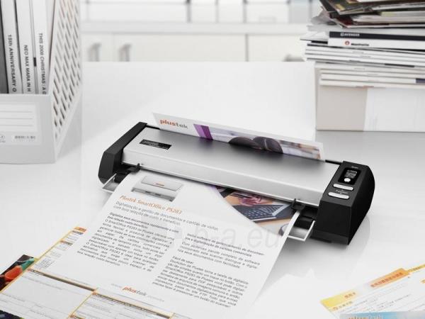 Mobilus skeneris Plustek MobileOffice D430 Paveikslėlis 1 iš 8 310820044602