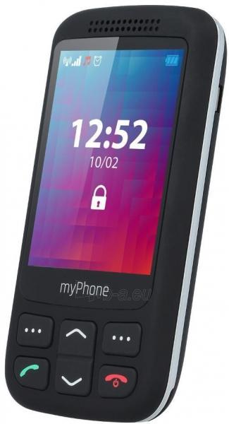 Mobilus telefonas MyPhone HALO S black Paveikslėlis 1 iš 5 310820155124