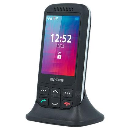 Mobilus telefonas MyPhone HALO S black Paveikslėlis 2 iš 5 310820155124