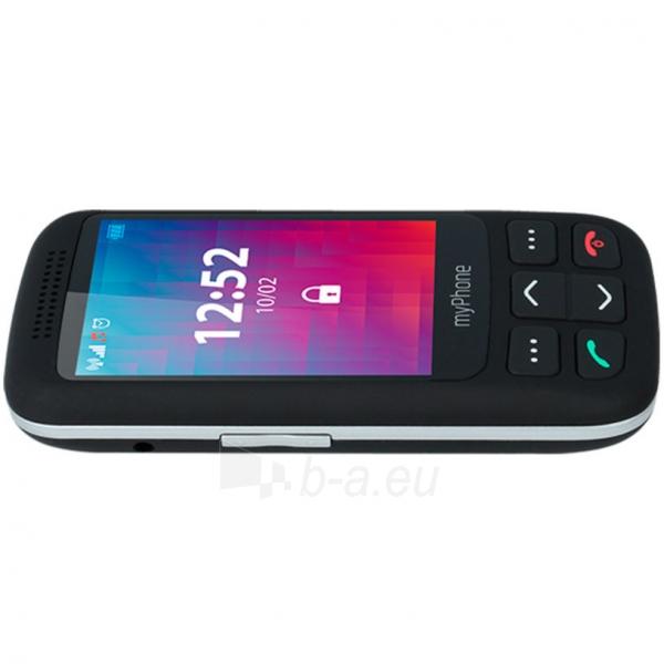 Mobilus telefonas MyPhone HALO S black Paveikslėlis 3 iš 5 310820155124