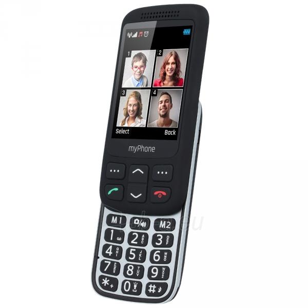 Mobilus telefonas MyPhone HALO S black Paveikslėlis 4 iš 5 310820155124