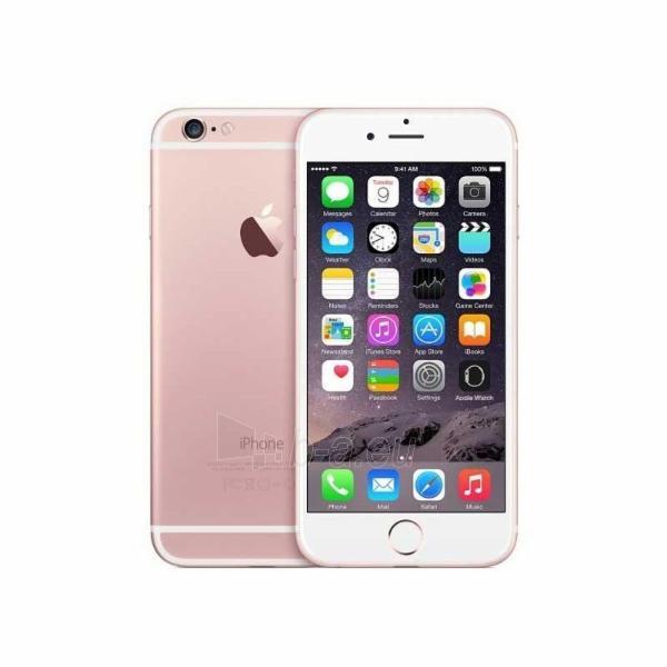 Mobile phone Apple i 6s 16Gb (Gold) Paveikslėlis 1 iš 3 250231002707