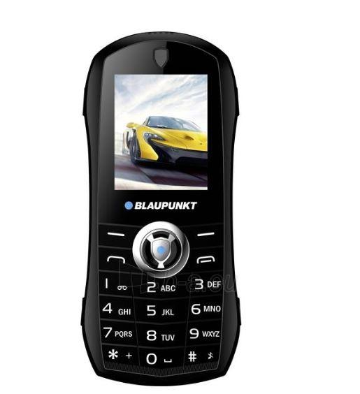 Mobilusis telefonas Blaupunkt Car black Paveikslėlis 1 iš 4 310820215747
