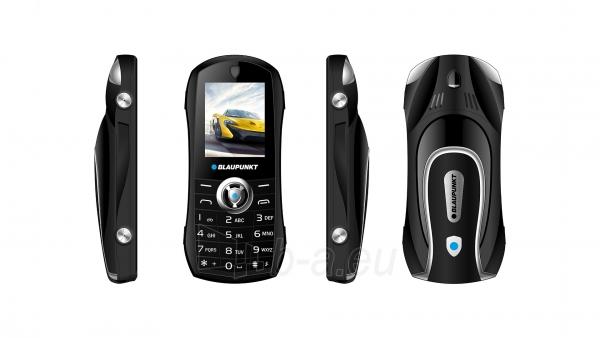 Mobilusis telefonas Blaupunkt Car black Paveikslėlis 3 iš 4 310820215747