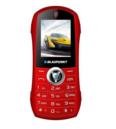 Mobilusis telefonas Blaupunkt Car red Paveikslėlis 1 iš 4 310820215745