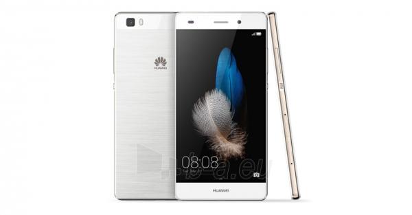 Mobilais telefons HUAWEI P8 lite DualSIM white 16 GB Paveikslėlis 1 iš 1 310820002868