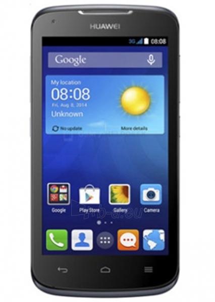 Mobilais telefons HUAWEI Mobilais telefons Y540 Ascend (melns) Paveikslėlis 1 iš 2 250231002631