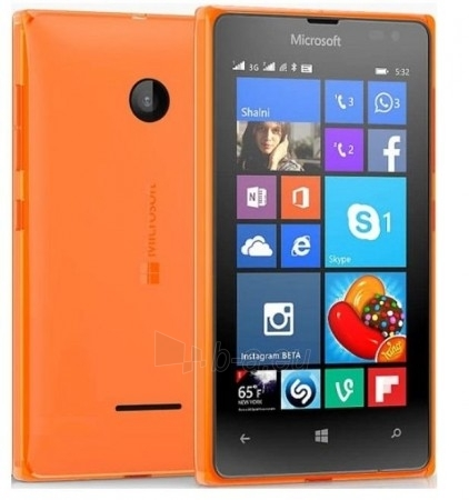 mobile phone microsoft lumia 532 orange dual sim cheaper online low price english b. Black Bedroom Furniture Sets. Home Design Ideas