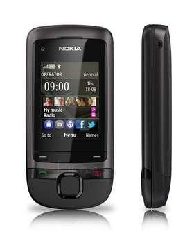Mobile phone NOKIA C2-05 DARK GREY Paveikslėlis 1 iš 1 250231000440