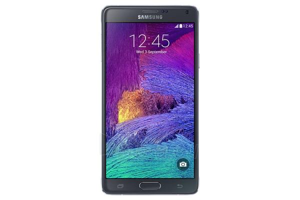 Mobilusis telefonas SAMSUNG Galaxy Note 4 Black 32GB Paveikslėlis 1 iš 1 310820002609