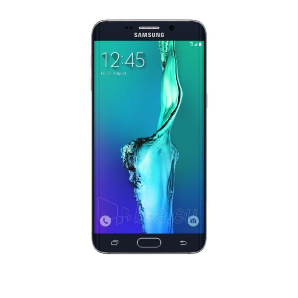 Mobilais telefons SAMSUNG Galaxy S6 Edge Plus 32GB melns Paveikslėlis 1 iš 1 310820002355