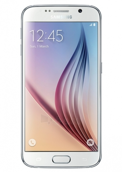 Mobile phone Samsung G920F Galaxy S6 Flat 64GB (White) Paveikslėlis 1 iš 20 250231002646