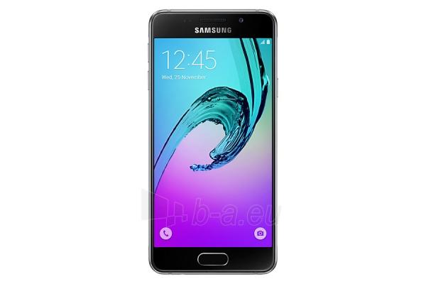 Mobilais telefons SAMSUNG SM-A310F BLACK SEB 16GB Paveikslėlis 1 iš 1 310820002965
