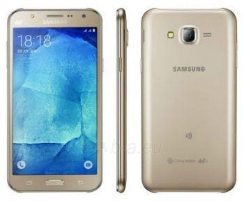 Mobilais telefons Samsung SM-J510FN/DS J5 2016 zelts - gold Paveikslėlis 1 iš 1 310820041698