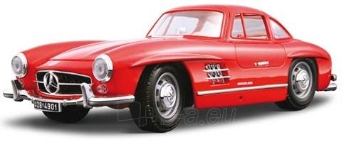 Modelis Bburago Mercedes-Benz 300 SL (1954) 1:24 Kit Bburago 18-25036 Paveikslėlis 1 iš 1 310820027617