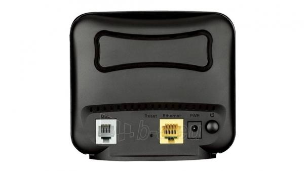 Modemas D-Link ADSL2+ Ethernet Modemas (Annex A) Paveikslėlis 2 iš 2 250255020032