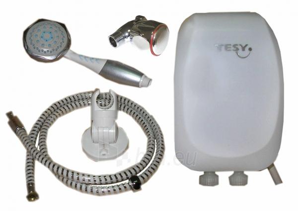 Momentinis elektrinis vandens šildytuvas 5kW BAH (voniai) Paveikslėlis 1 iš 2 271410000253