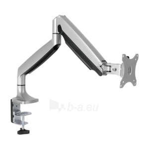 Monitoriaus laikiklis LOGILINK - Alumium monitor desk mount,13-27, max. 9 kg Paveikslėlis 1 iš 6 310820144807