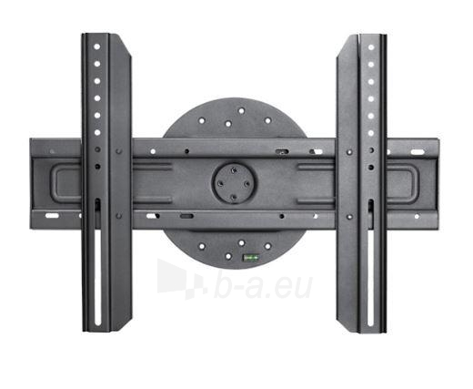 Monitoriaus laikiklis NewStar Flatscreen Wall Mount LED-WR100BLACK Paveikslėlis 1 iš 1 310820174386