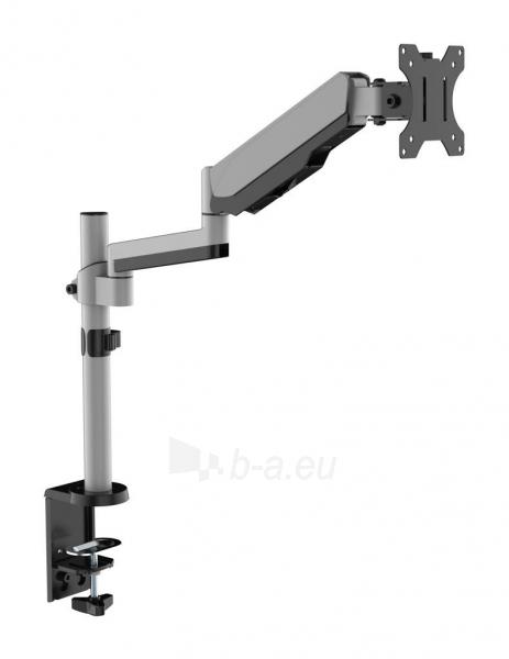 Monitoriaus laikiklis Techly stalo LED/LCD17-32 8 kg VESA su dujų spyruokle Paveikslėlis 1 iš 2 310820167109
