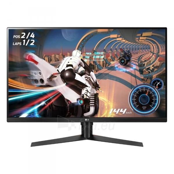 Monitorius 32GK850F-B QHD Paveikslėlis 1 iš 5 310820163522
