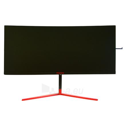 """Monitorius AOC AG353UCG 35 """", VA, 3440 x 1440, 2 ms, 1000 cd/m², Black/Red Paveikslėlis 2 iš 3 310820221602"""