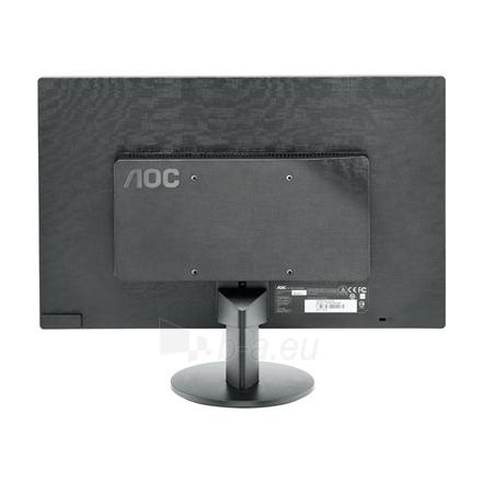 Monitorius AOC E2070SWN 19.5 LED HD+ VGA, 200 cdm2, 90/60 Paveikslėlis 4 iš 15 250251202210