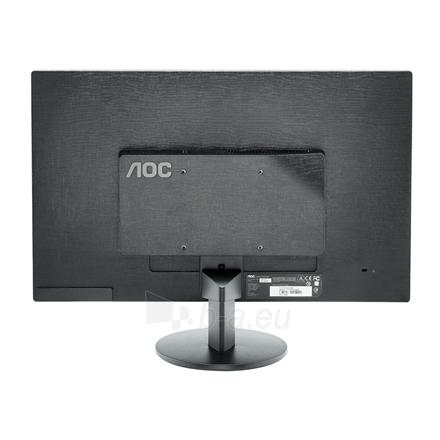 Monitorius AOC E2270SWN 21.5 LED FHD, VGA, 200 cdm2, 90/65 Paveikslėlis 3 iš 14 250251202212