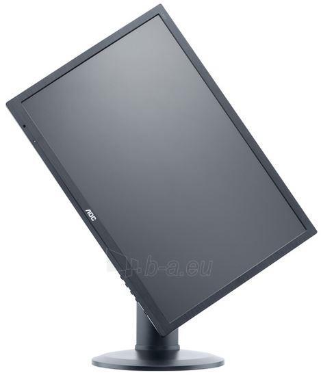 Monitorius AOC e2460Phu 24, LED, wide Full HD, HDMI, DVI, Garsiakl. Paveikslėlis 3 iš 4 250251202213