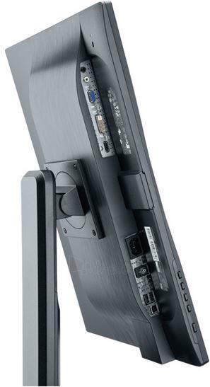 Monitorius AOC e2460Phu 24, LED, wide Full HD, HDMI, DVI, Garsiakl. Paveikslėlis 4 iš 4 250251202213