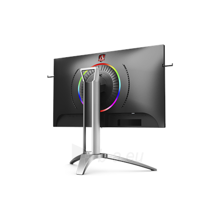 "Monitorius AOC Gaming Monitor AG273QZ 27 "", TN, QHD, 16:9, 0.5 ms, 400 cd/m², Black Paveikslėlis 2 iš 3 310820221601"