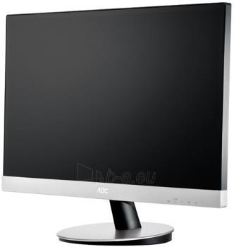Monitor AOC I2369VM 23'' IPS monitor Wide Black Paveikslėlis 1 iš 3 250251200996