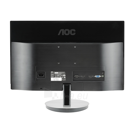 Monitorius AOC I2769VM 27'' AH IPS WLED Silver Paveikslėlis 6 iš 6 250251201106