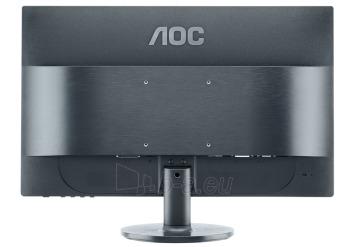 Monitorius AOC LED e2260Sda 22 wide, DVI, speakers Paveikslėlis 3 iš 3 250251202222