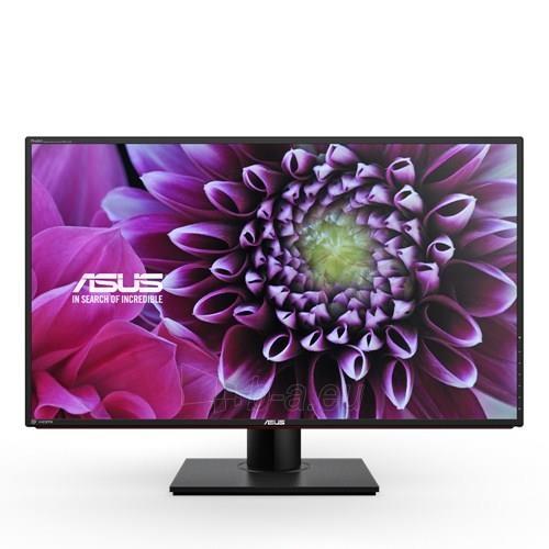 Asus LCD W-LED PA328Q 32'' wide IPS 4K, 6ms, HDMI, DP, USB, black Paveikslėlis 1 iš 1 250251202344